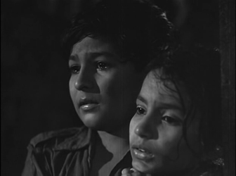 Rattan Kumar and Naaz in Boot Polish