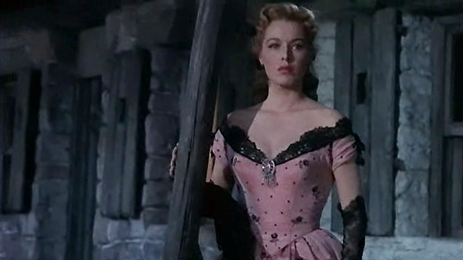 Eleanor Parker in Escape from Fort Bravo