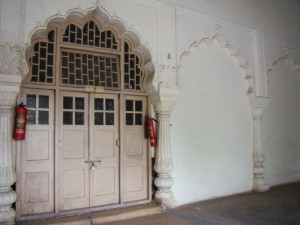 Inside Dara Shukoh's Library.