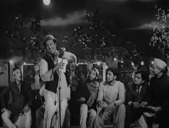 Baadshah recites a stolen ghazal