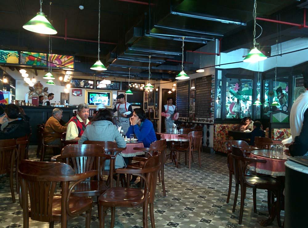 Restaurant Review Soda Bottle Opener Wala Dustedoff