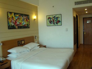 Another view of our room.