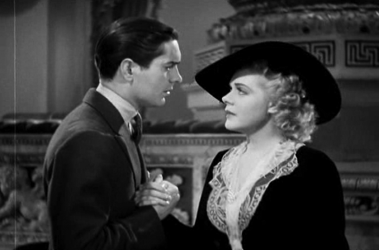 Tyrone Power and Alice Faye in Alexander's Ragtime Band