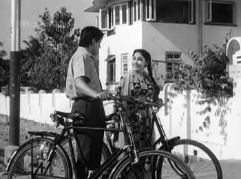 Image result for साइकिल से प्रेमिका को मिलने गया