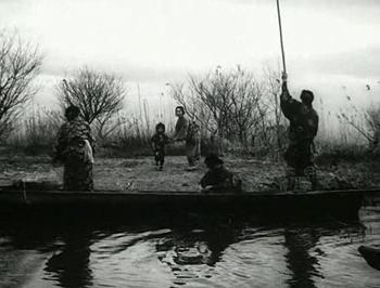 Miyagi and Genichi are left ashore