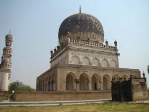The tomb of Hayat Baksh Begum.
