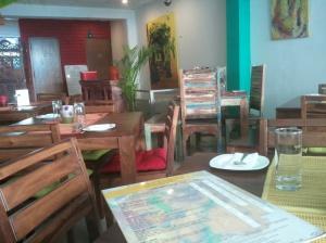Inside Soi Thai.