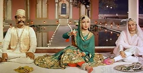 Meena Kumari in Thaare rahiyo