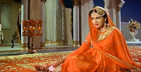 Meena Kumari as Sahibjaan