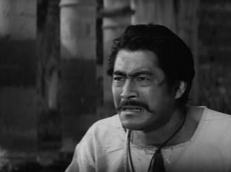 Toshiro Mifune in Animas Trujano