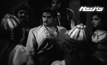 Shammi Kapoor in Chor Bazaar