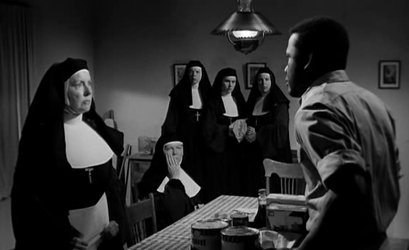 Homer and the nuns