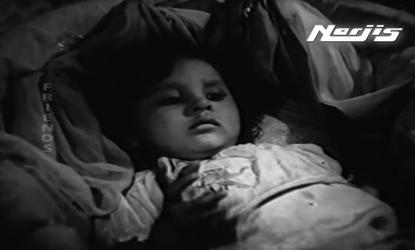 Little Prince Murad, seeing whom...