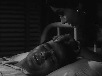 Shashi Kapoor and Sadhana in Prem Patra