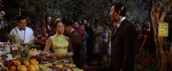 Sammy Fong confronts Linda