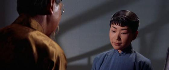 Mei Li agrees to stay