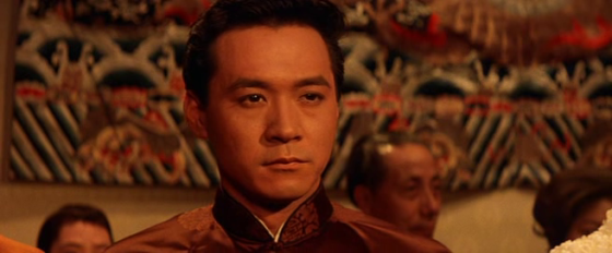 James Shigeta as Wang Ta in Flower Drum Song