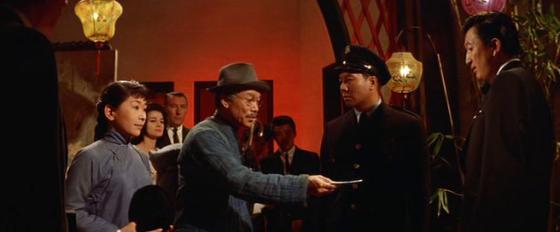 The Lis meet Sammy Fong