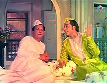 Yusuf comes to meet Achhan