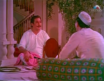 Achhan talks to Mamu about Yusuf's match with Zeenat