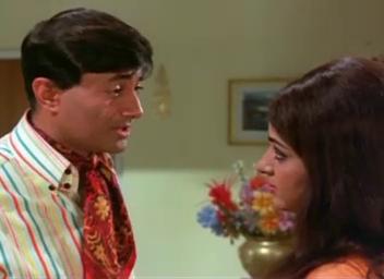 Johny meets Rekha