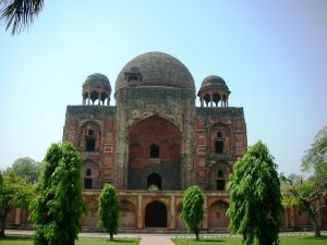 The Tomb of Abdur Rahim Khan-e-Khanan.