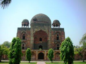 The Tomb of Abdur Rahim Khan-e-Khanan.