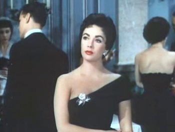 Elizabeth Taylor as Helen Wills in The Last Time I Saw Paris
