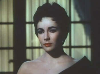 Elizabeth Taylor in The Last Time I Saw Paris