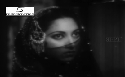 Tehminia in Rustom's room