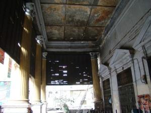 Inside Bhagirath Palace.