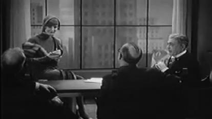 Cynthia meets three lawyers
