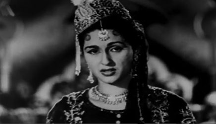 Jaag dard-e-ishq jaag, from Anarkali