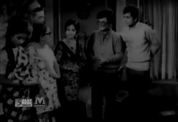 Nasir and Shahid arrive at Begum Sahiba's