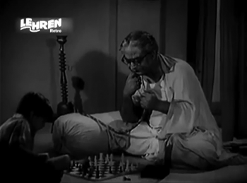 Bade bhaiya and a quiet game of chess