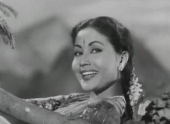 Dekhoji bahaar aayi, from Azaad