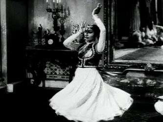 Roshan Kumari in Jalsaghar