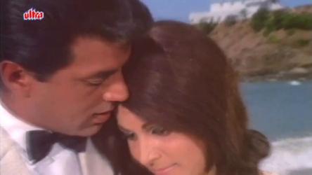 Dharmendra and Waheeda Rehman in Baazi