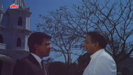 Ajay meets the priest
