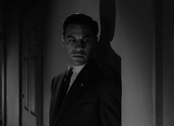 John Hodiak in Somewhere in the Night