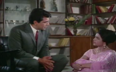 His sister pesters Sunil to reveal all