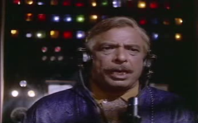 Major Sahib on the wireless