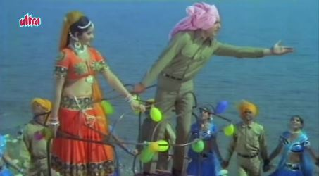 The title song from Ganga Tera Paani Amrit