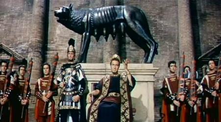 Caesar starts ruling