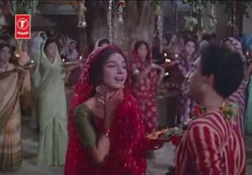 Ganga maiyya mein jab tak ke paani rahe, from Suhaag Raat
