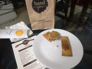 Hand pies from Hand Pies.