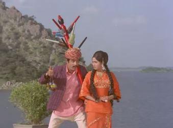 Lelo churiyaan from Saas Bhi Kabhi Bahu Thhi
