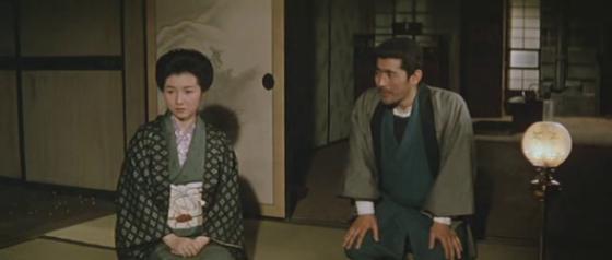 Matsu falls in love, all quiet, all unseen
