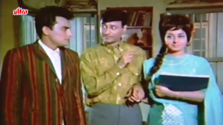 Rajesh 'introduces' Ramesh to Chanda