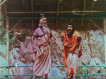 Parashuram curses Karnan